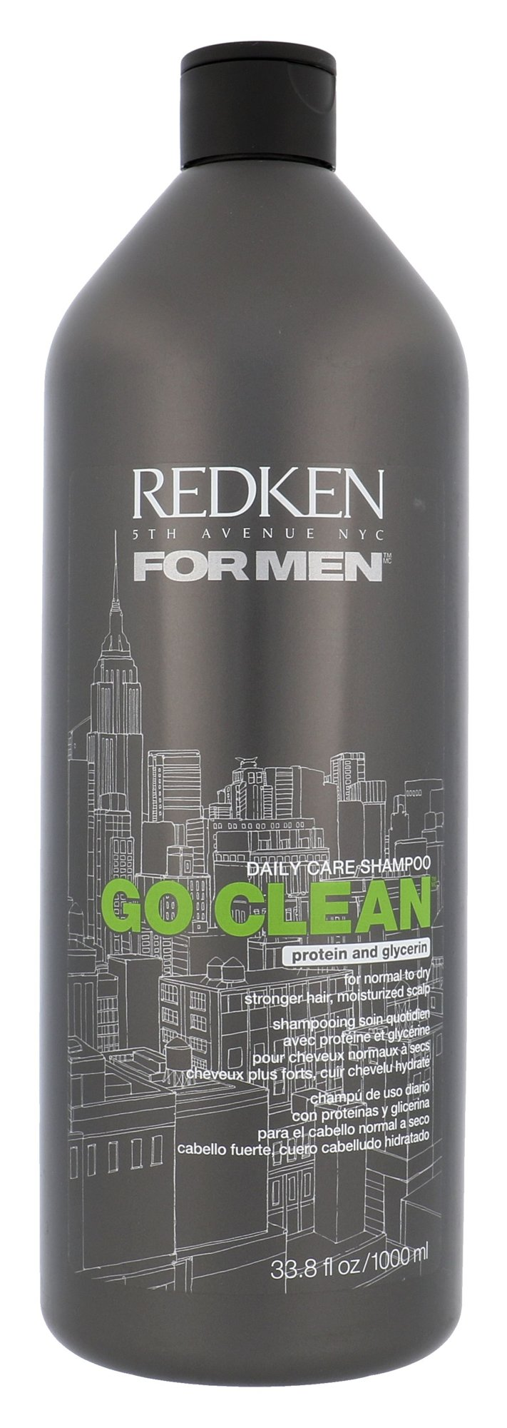 Redken For Men Cosmetic 1000ml