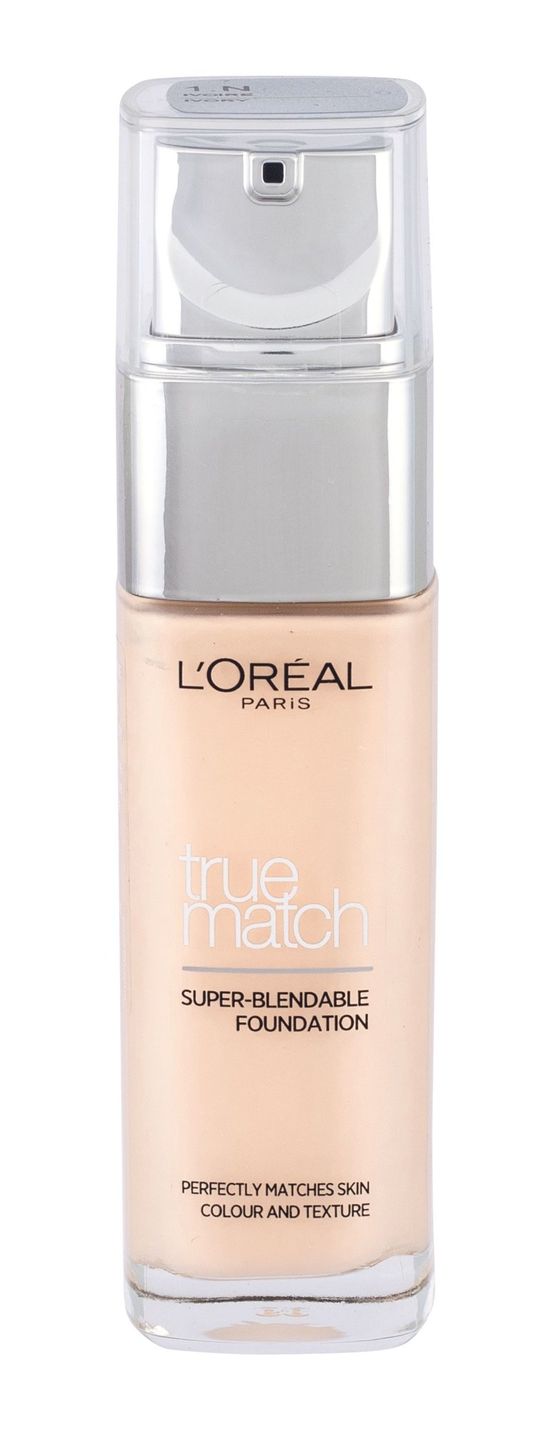 L´Oréal Paris True Match Cosmetic 30ml N1 Ivory