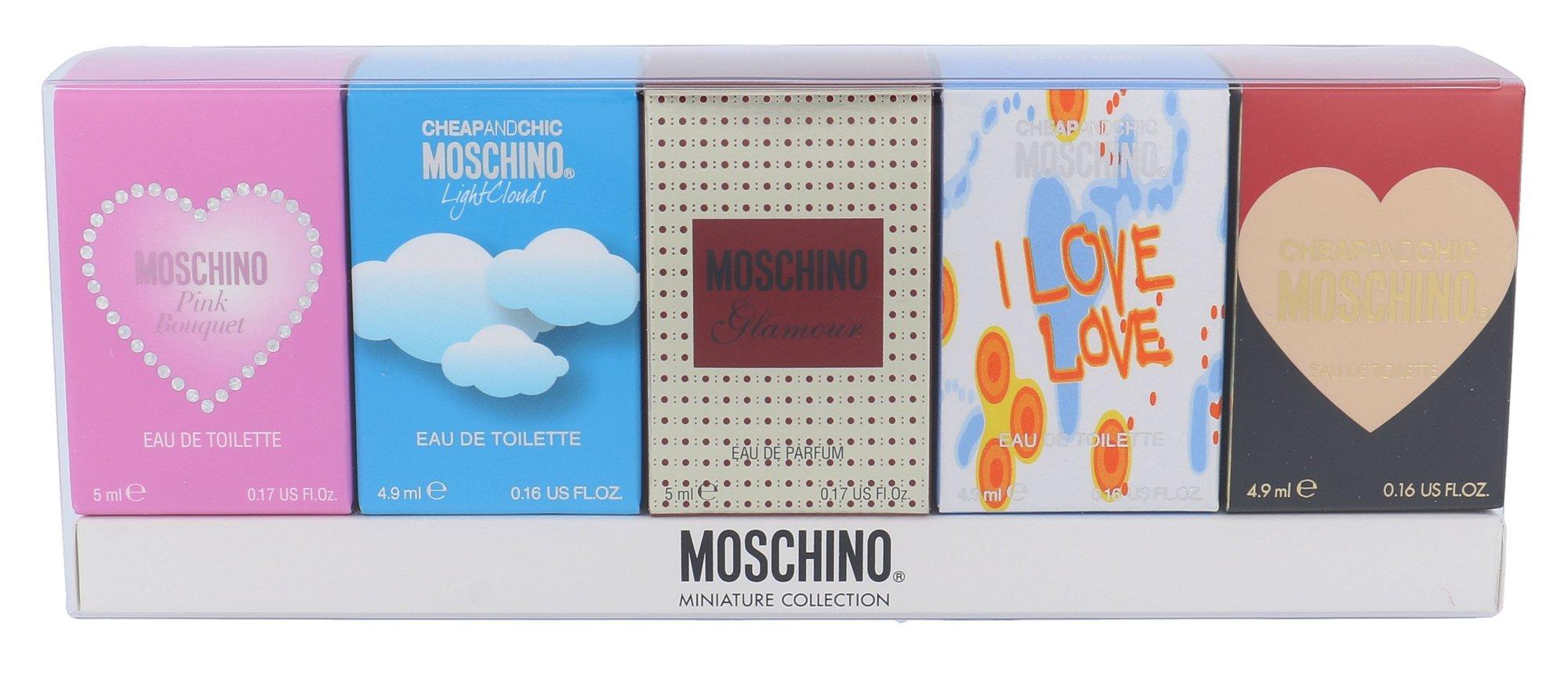 Moschino Mini Set 1 EDT 24,7ml
