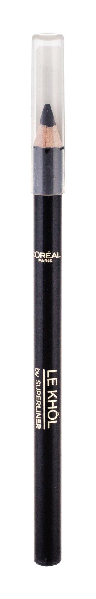 L´Oréal Paris Super Liner Cosmetic 1,2ml 101 Midnight Black