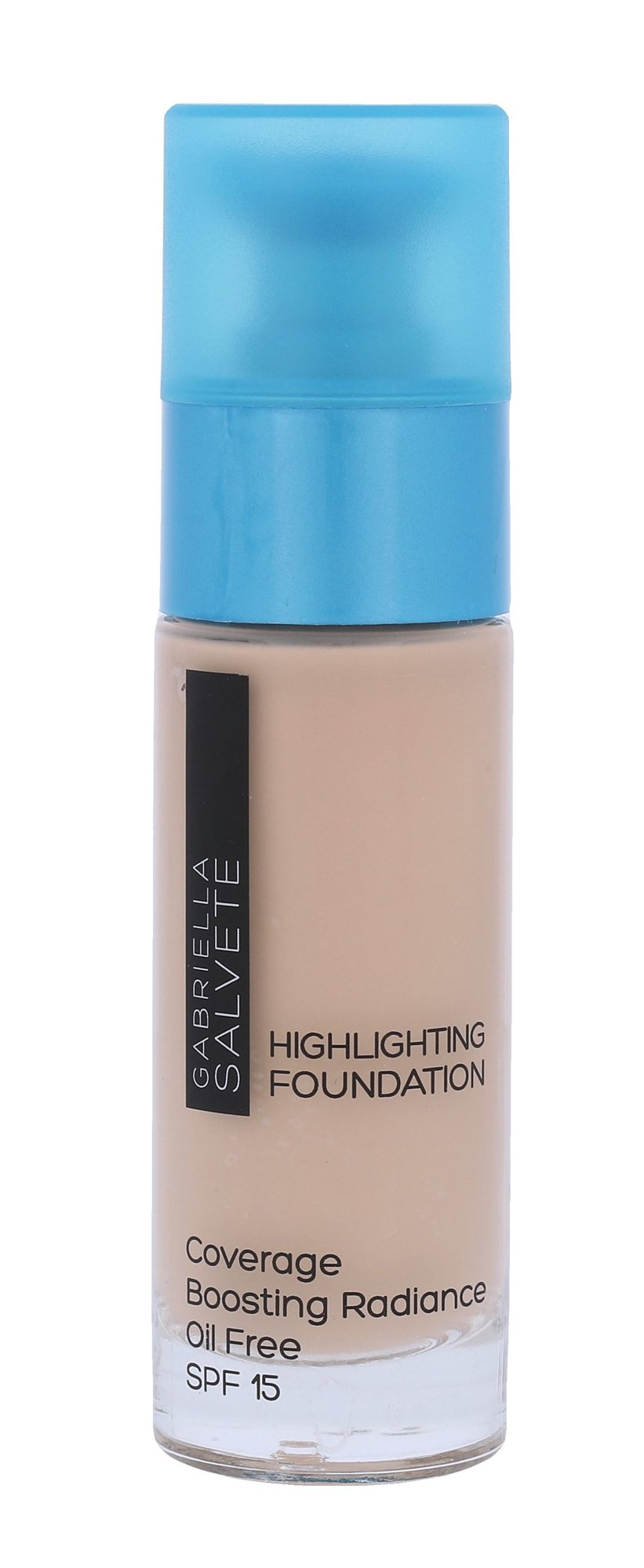 Gabriella Salvete Highlighting Foundation Cosmetic 30ml 101 Classic Ivory