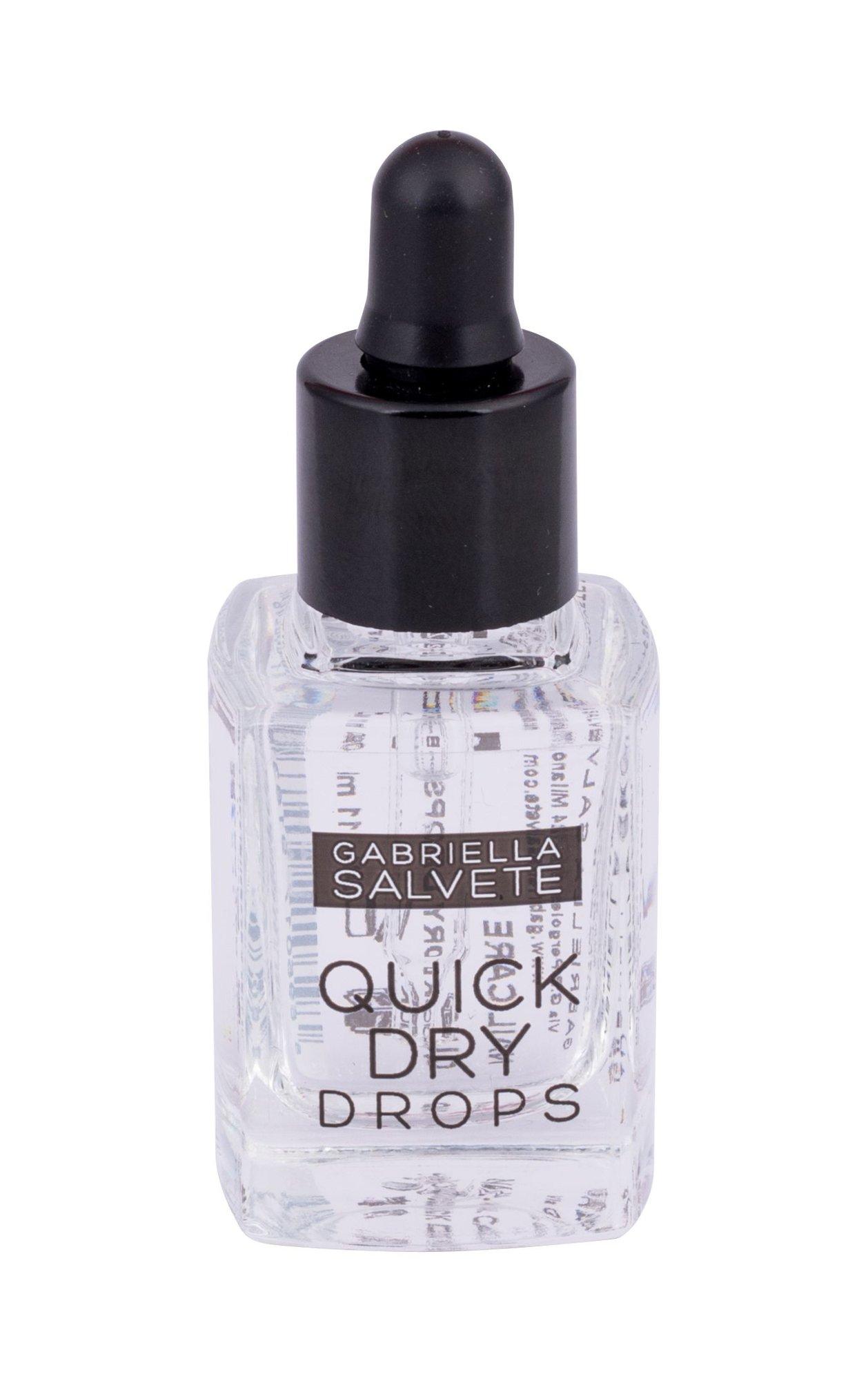 Gabriella Salvete Nail Care Quick Dry Drops Cosmetic 11ml 20