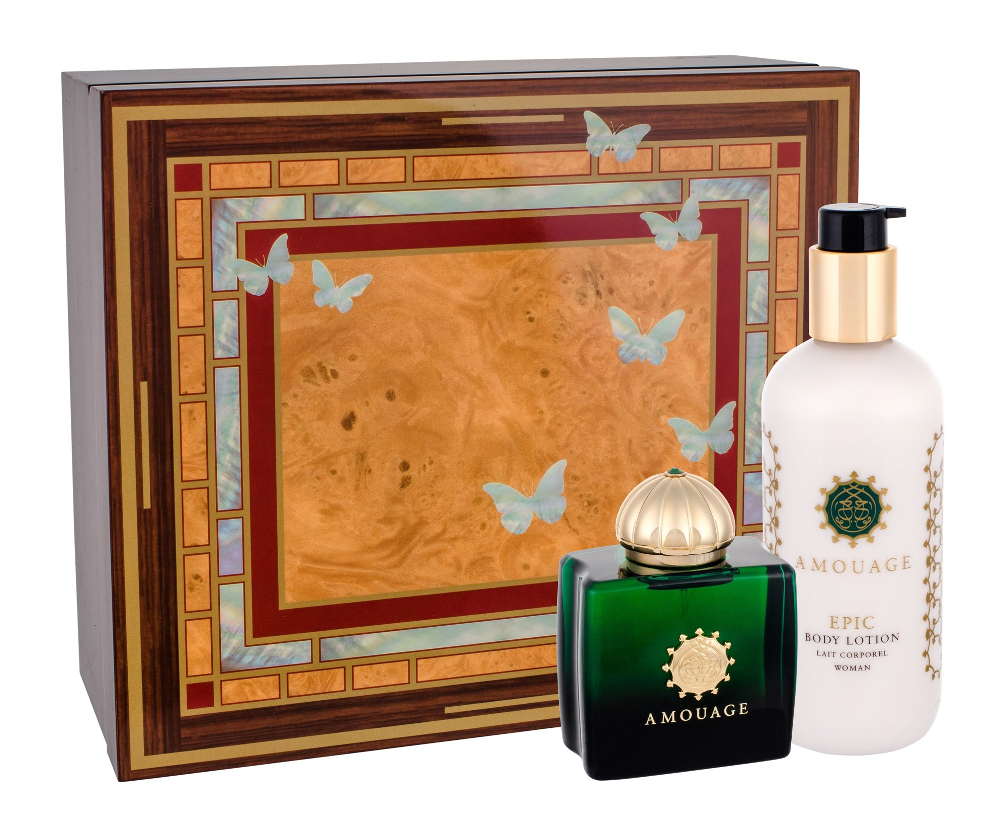 Amouage Epic Woman EDP 100ml