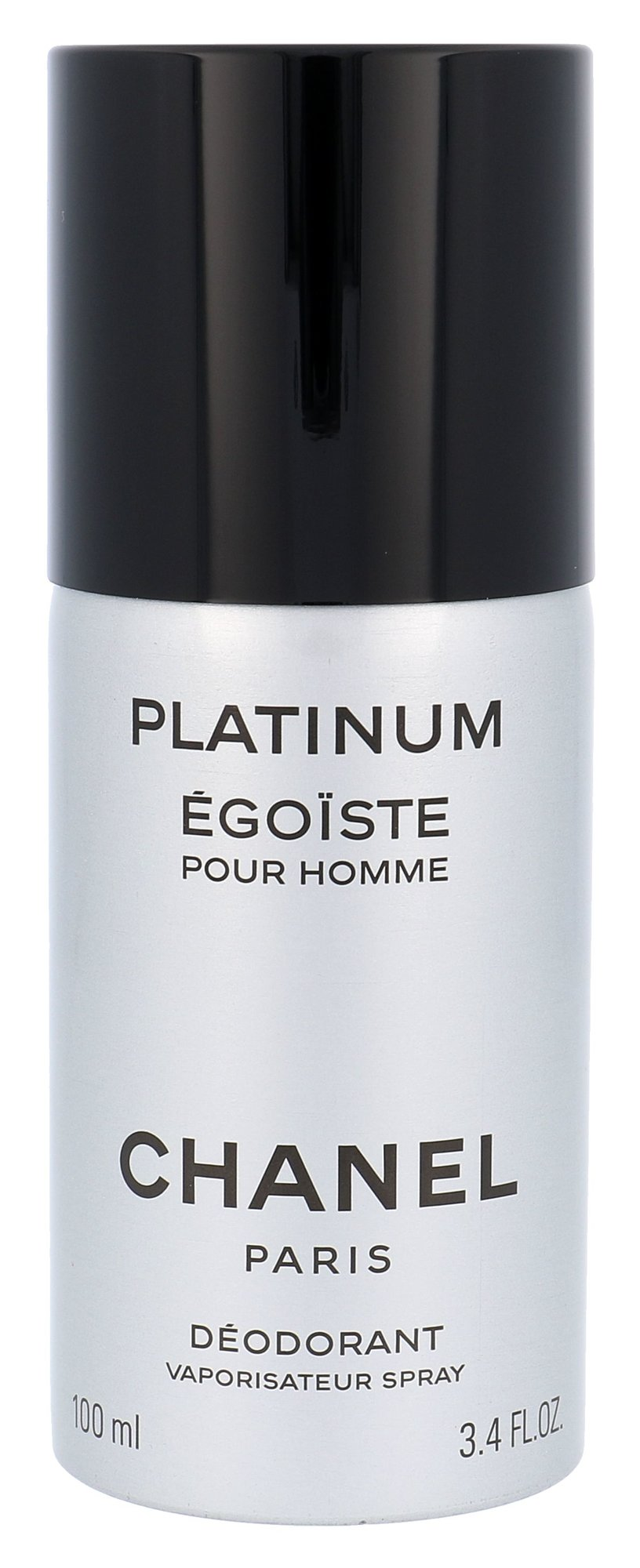 Chanel Platinum Egoiste Pour Homme Deodorant 100ml