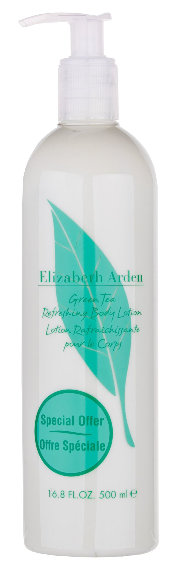 Kūno losjonas Elizabeth Arden Green Tea