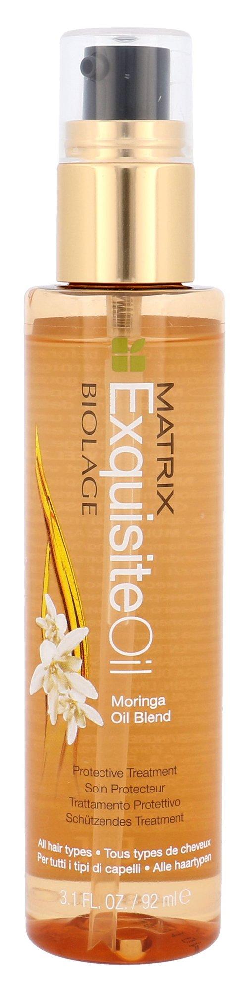 Matrix Biolage Exquisite Oil Cosmetic 92ml  Treatment Moringa Oil