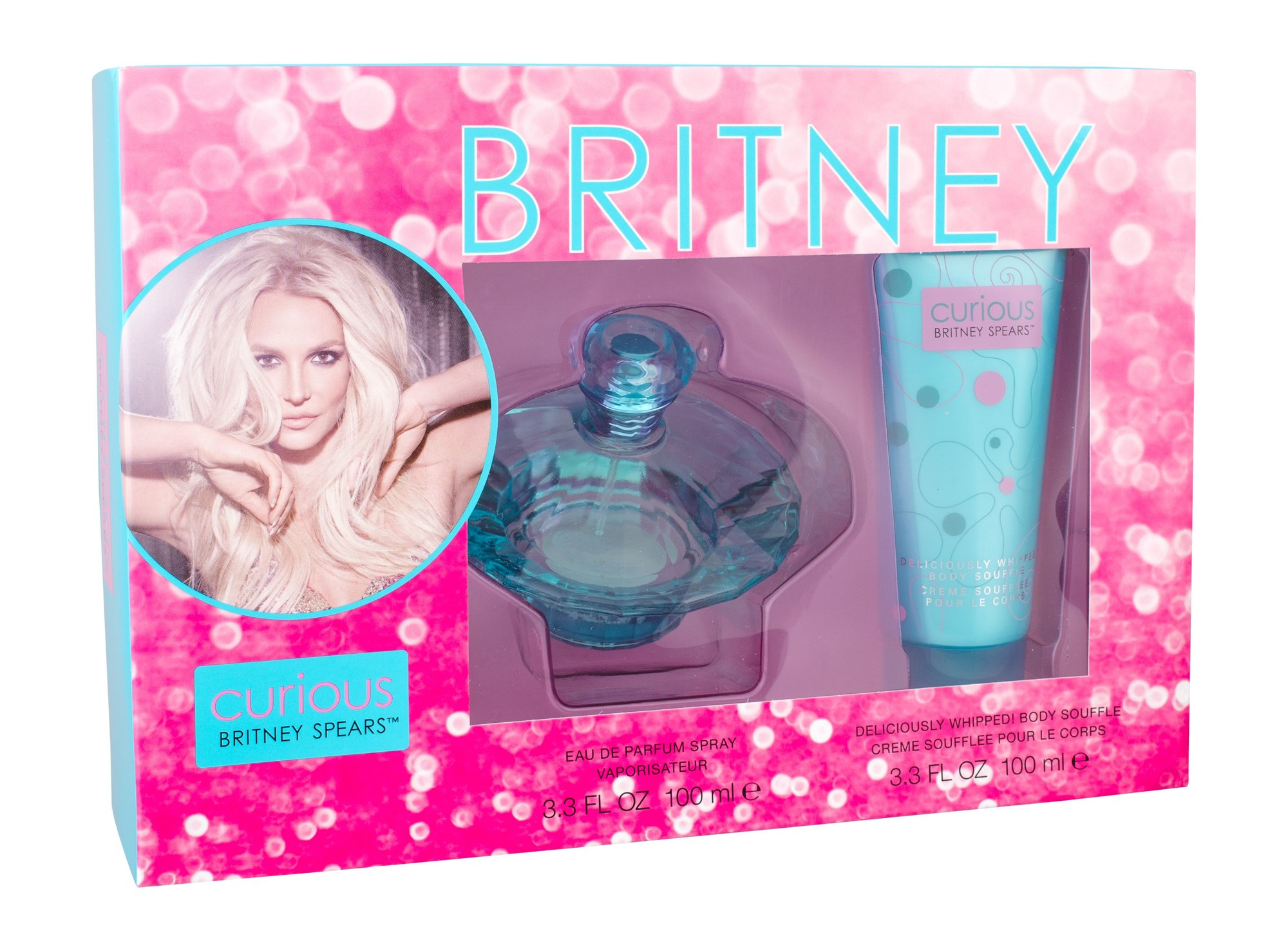 Britney Spears Curious EDP 100ml