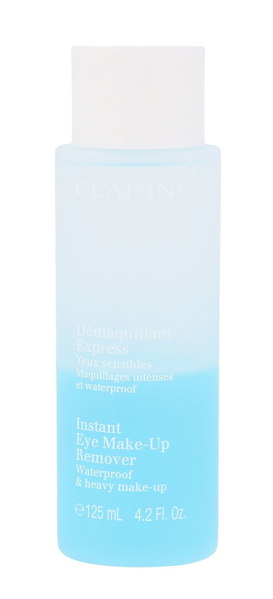 Clarins Instant Eye Make-Up Remover Cosmetic 125ml