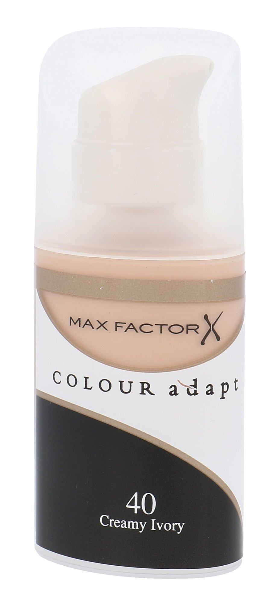 Max Factor Colour Adapt Cosmetic 34ml 40 Creamy Ivory