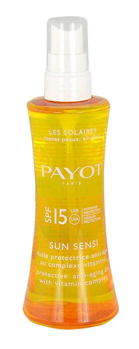 PAYOT Les Solaries Cosmetic 125ml  Sun Sensi Oil Spray SPF15