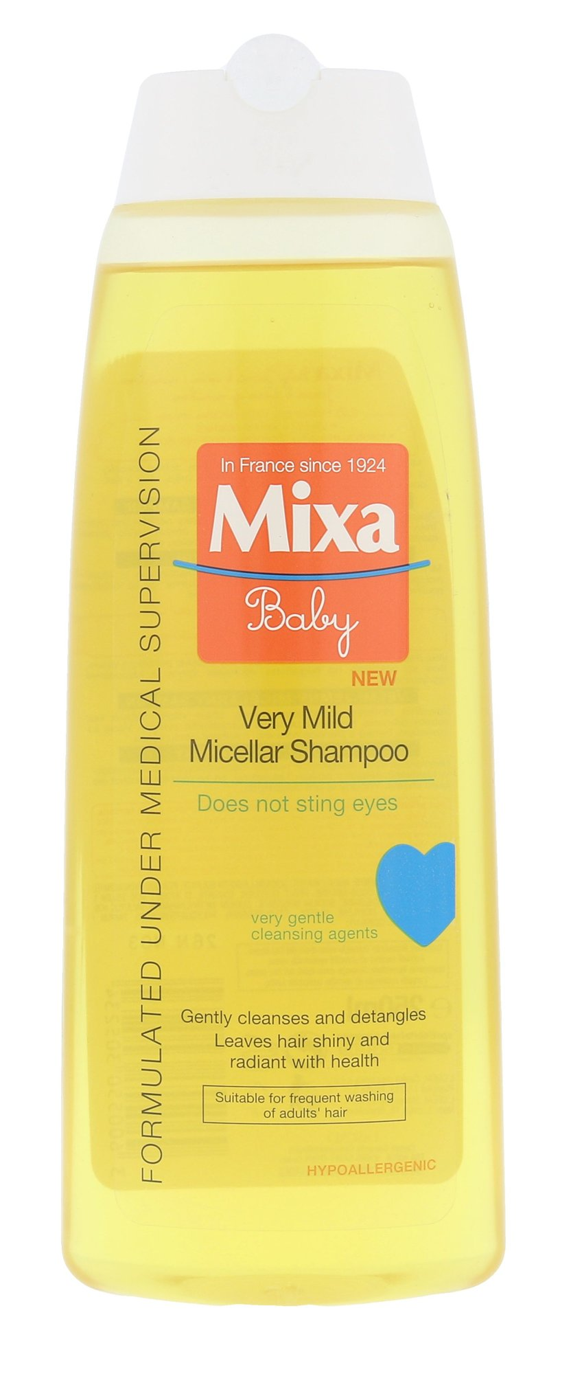 Mixa Baby Cosmetic 250ml