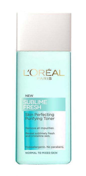 L´Oréal Paris Sublime Fresh Cosmetic 200ml