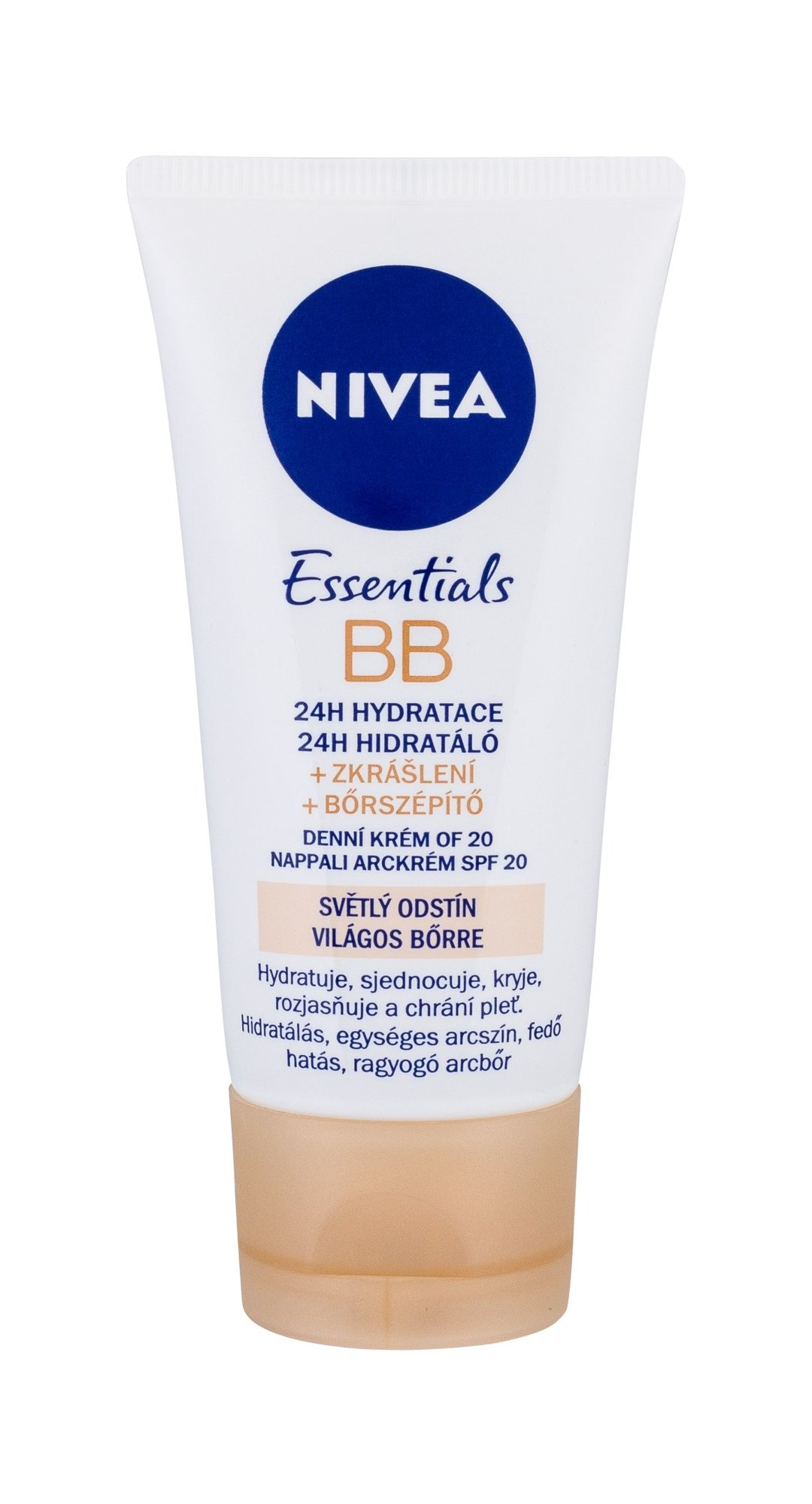 Nivea BB Cream Cosmetic 50ml Light