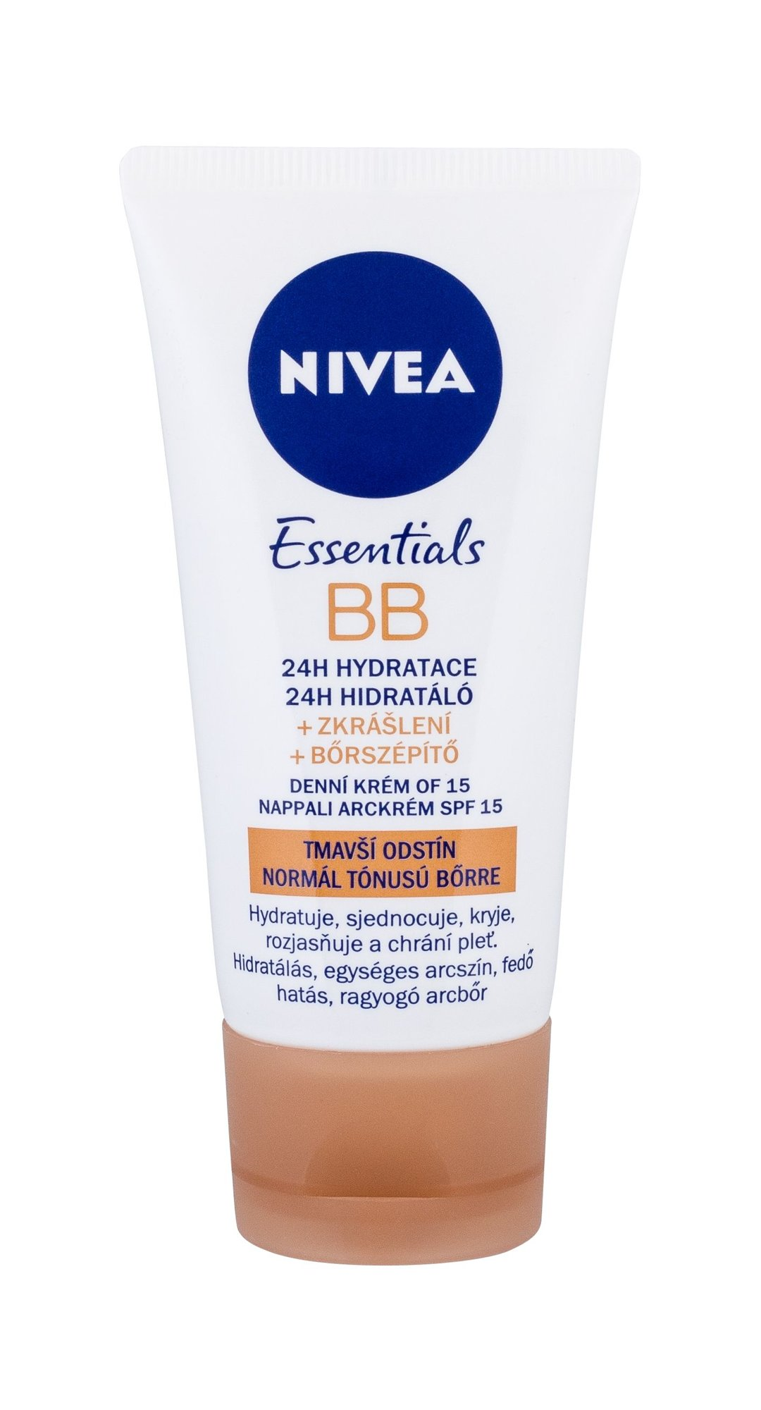 Nivea BB Cream Cosmetic 50ml Medium To Dark