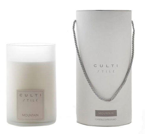 Culti Stile Mountain scented candle 190ml