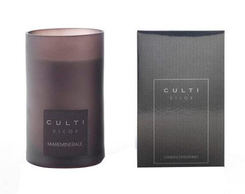 Culti Decor Mareminerale scented candle 800ml