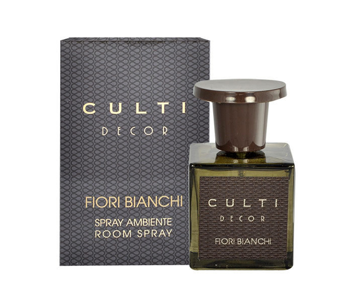 Culti Decor Fiori Bianchi Room spray 100ml