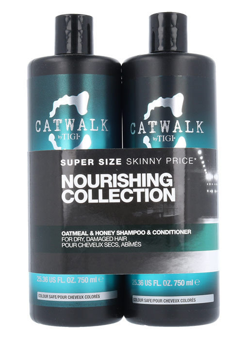 Tigi Catwalk Oatmeal & Honey Cosmetic 750ml