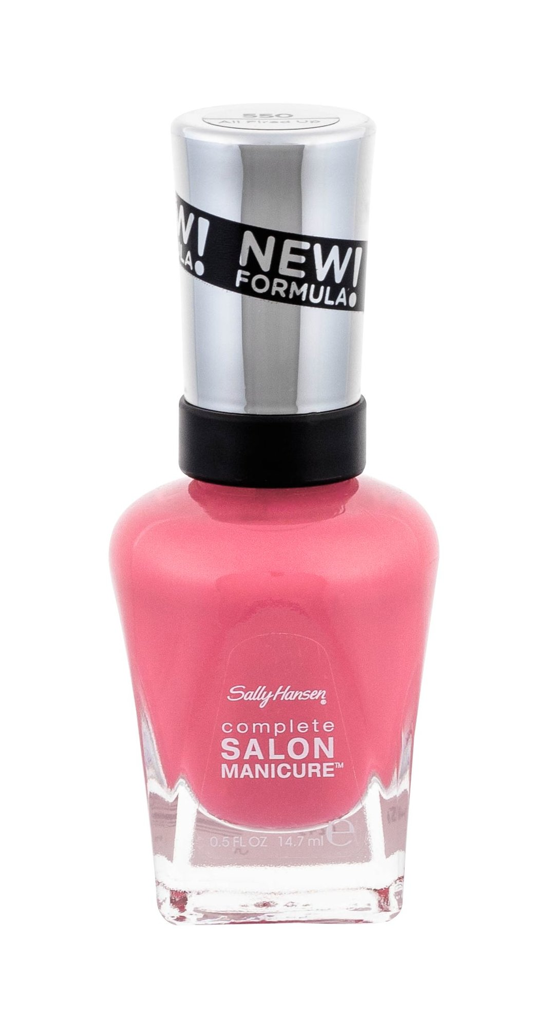 Sally Hansen Complete Salon Manicure Cosmetic 14,7ml 510 I Pink I Can