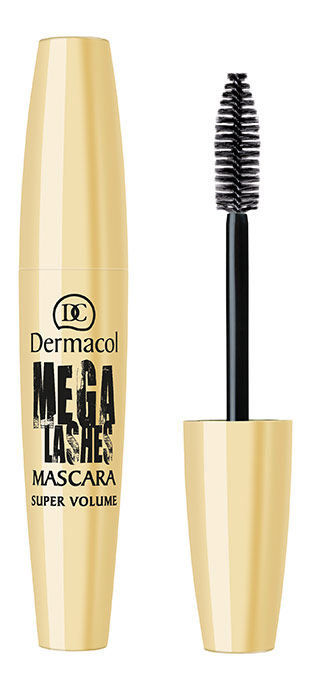 Dermacol Mega Lashes Cosmetic 13ml black