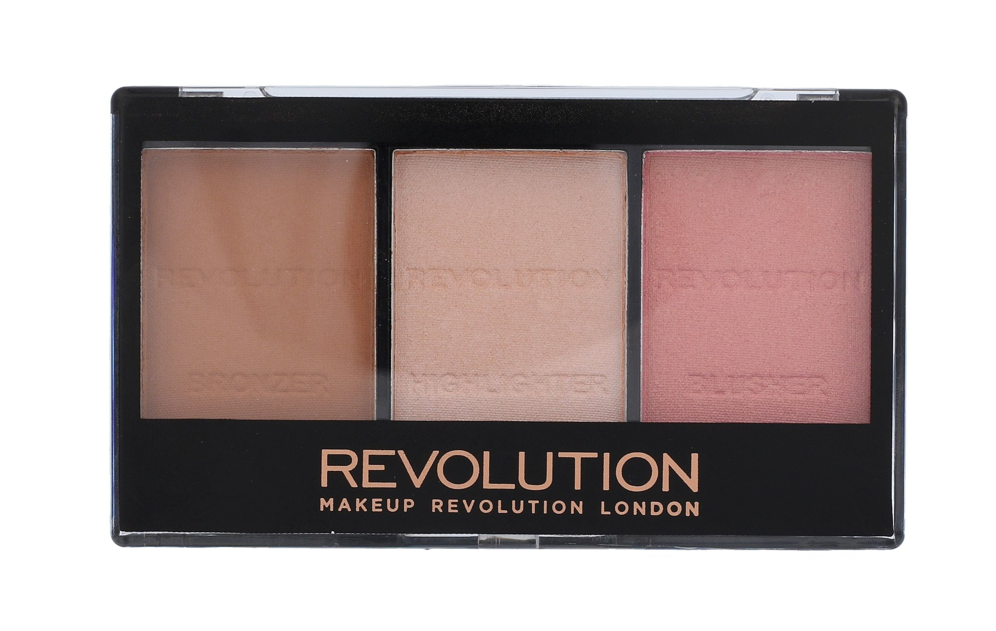 Makeup Revolution London Ultra Sculpt & Contour Kit Cosmetic 11ml C01 Ultra Fair