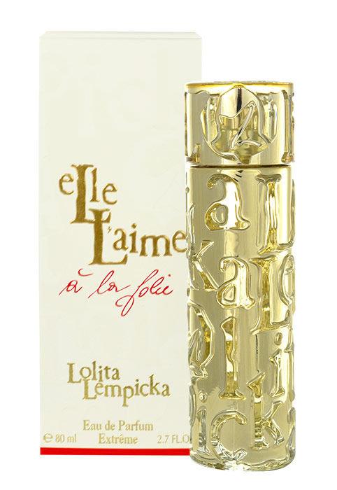 Lolita Lempicka Elle L´aime A La Folie EDP 80ml