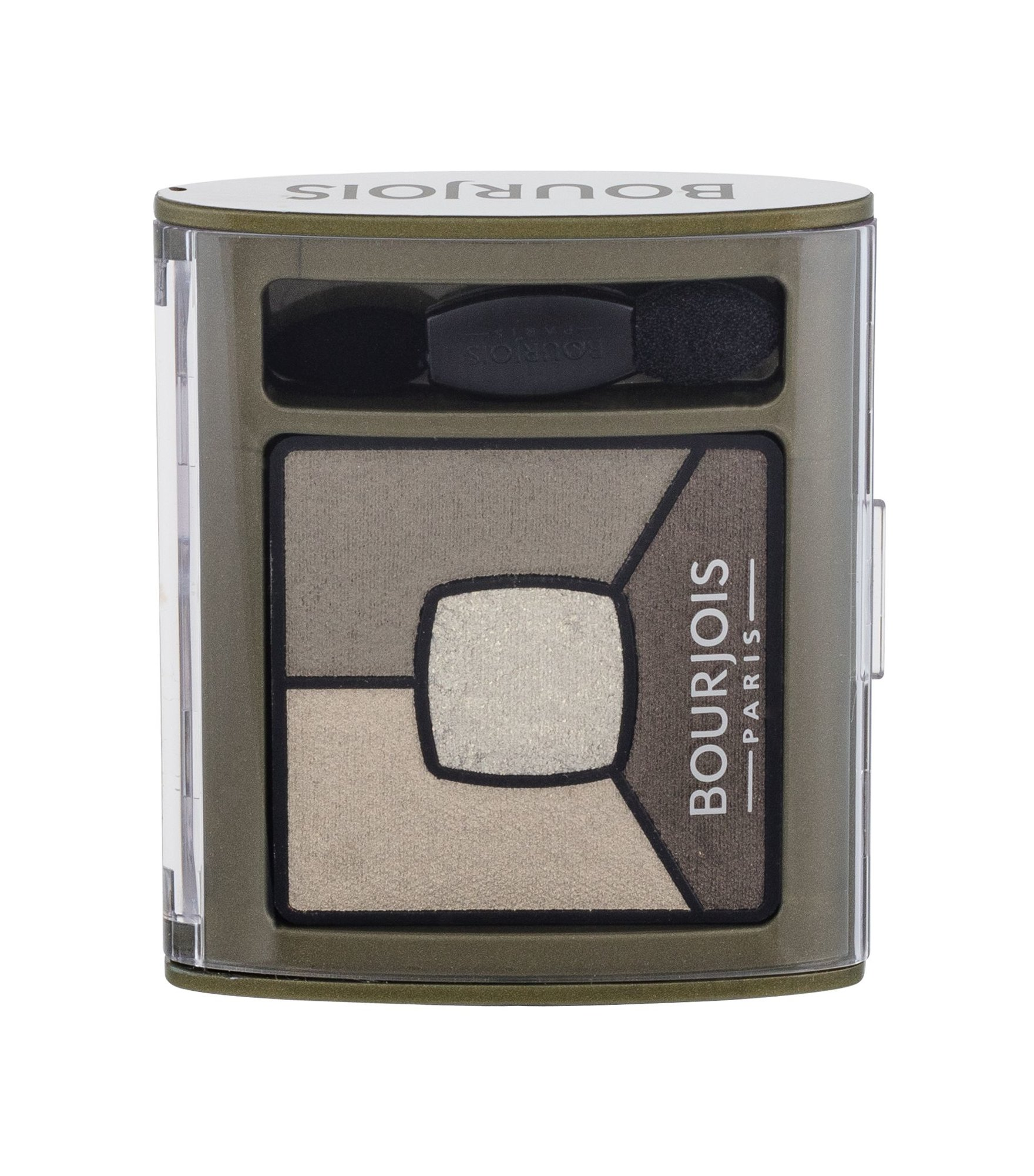 BOURJOIS Paris Smoky Stories Cosmetic 3,2ml 04 Rock This Khaki