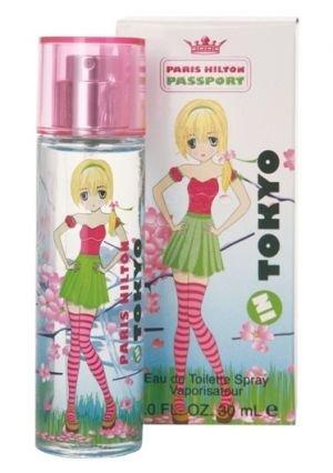 Paris Hilton Passport Tokyo EDT 7,5ml