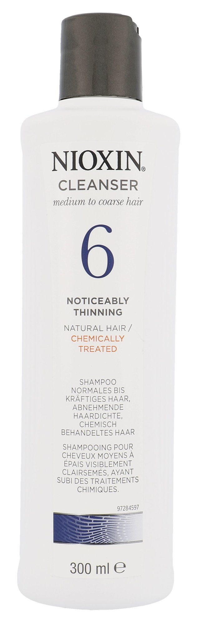 Nioxin System 6 Cosmetic 300ml