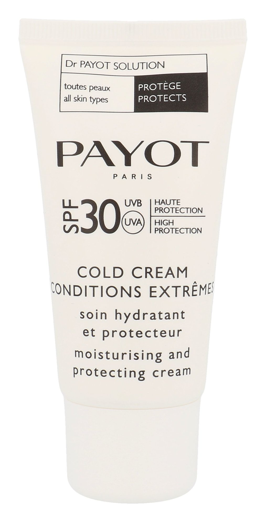 PAYOT Dr Payot Solution Cosmetic 50ml  Cold Cream Conditions Extremes SPF30