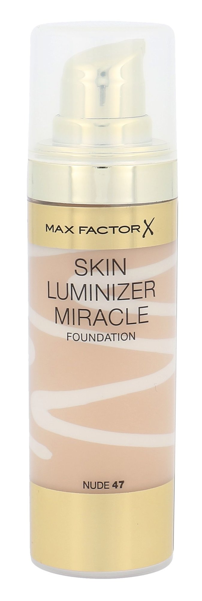 Max Factor Skin Luminizer Cosmetic 30ml 47 Nude