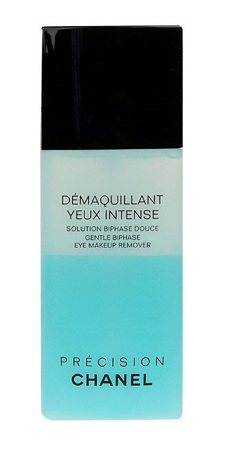 Chanel Demaquillant Yeux Intense Solution Biphase Cosmetic 100ml