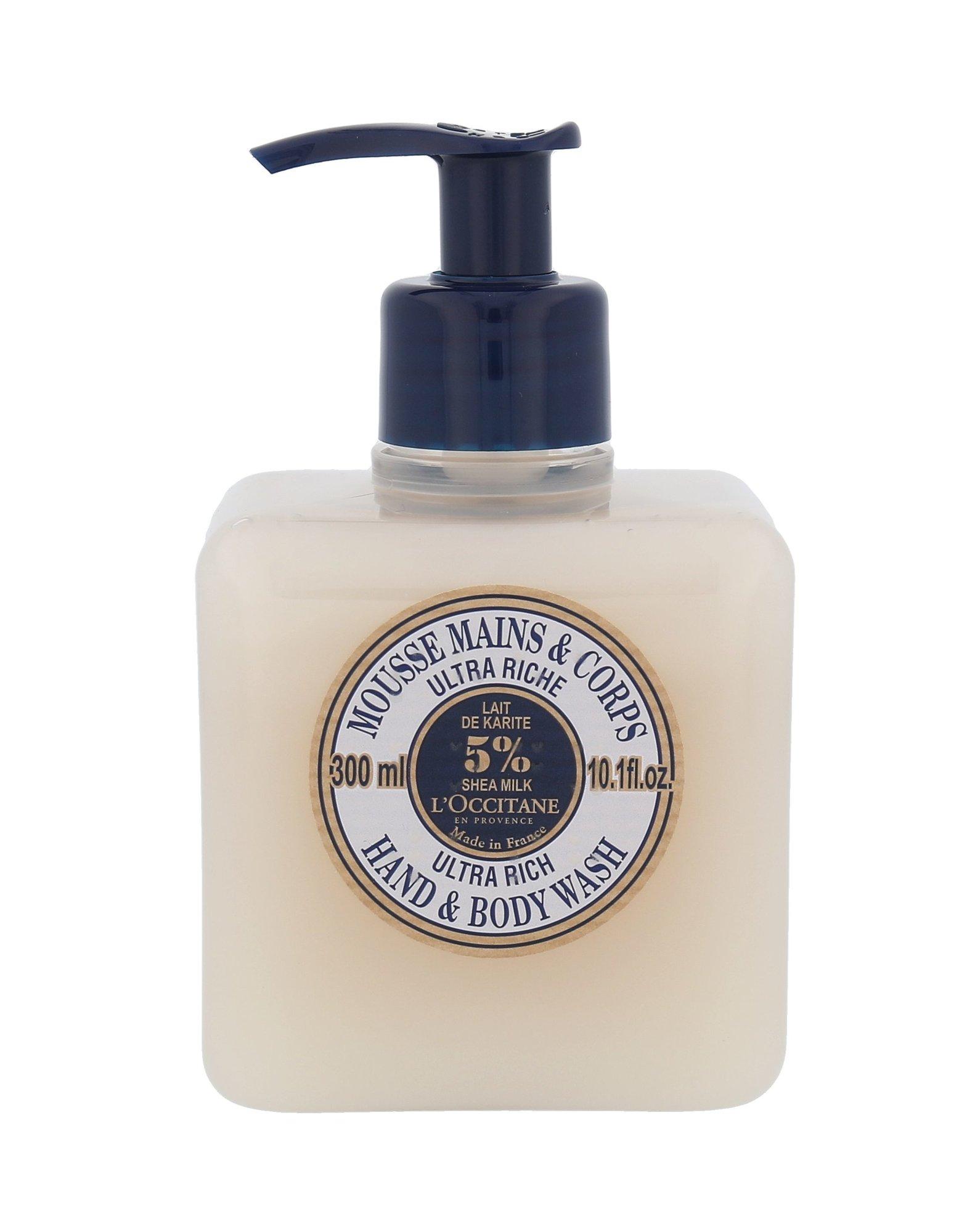 L´Occitane Shea Butter Ultra Rich Hand & Body Wash Cosmetic 300ml