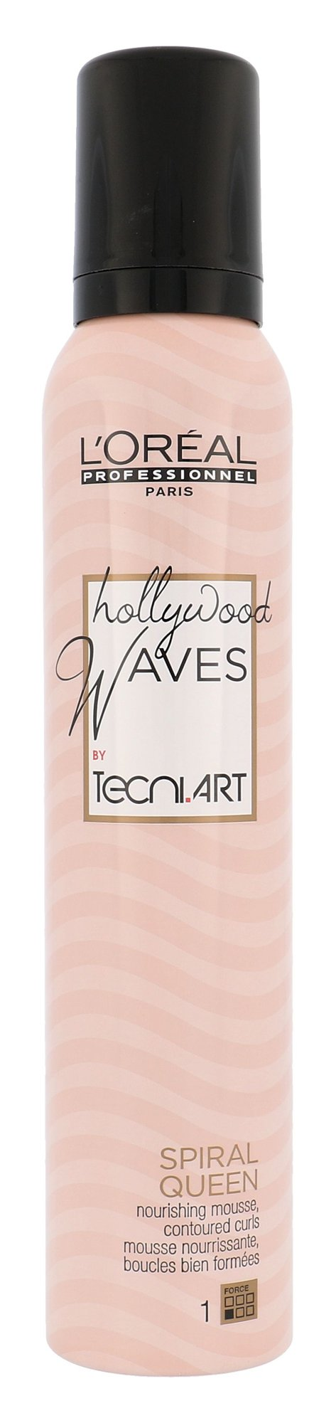 L´Oreal Paris Tecni Art Hollywood Waves Spiral Queen Cosmetic 200ml