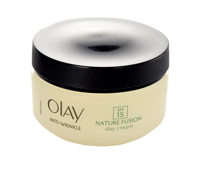 Olay Anti-Wrinkle Nature Fusion Cosmetic 50ml  Day Cream SPF15