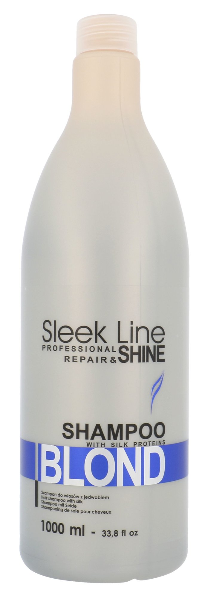 Šampūnas Stapiz Sleek Line Blond