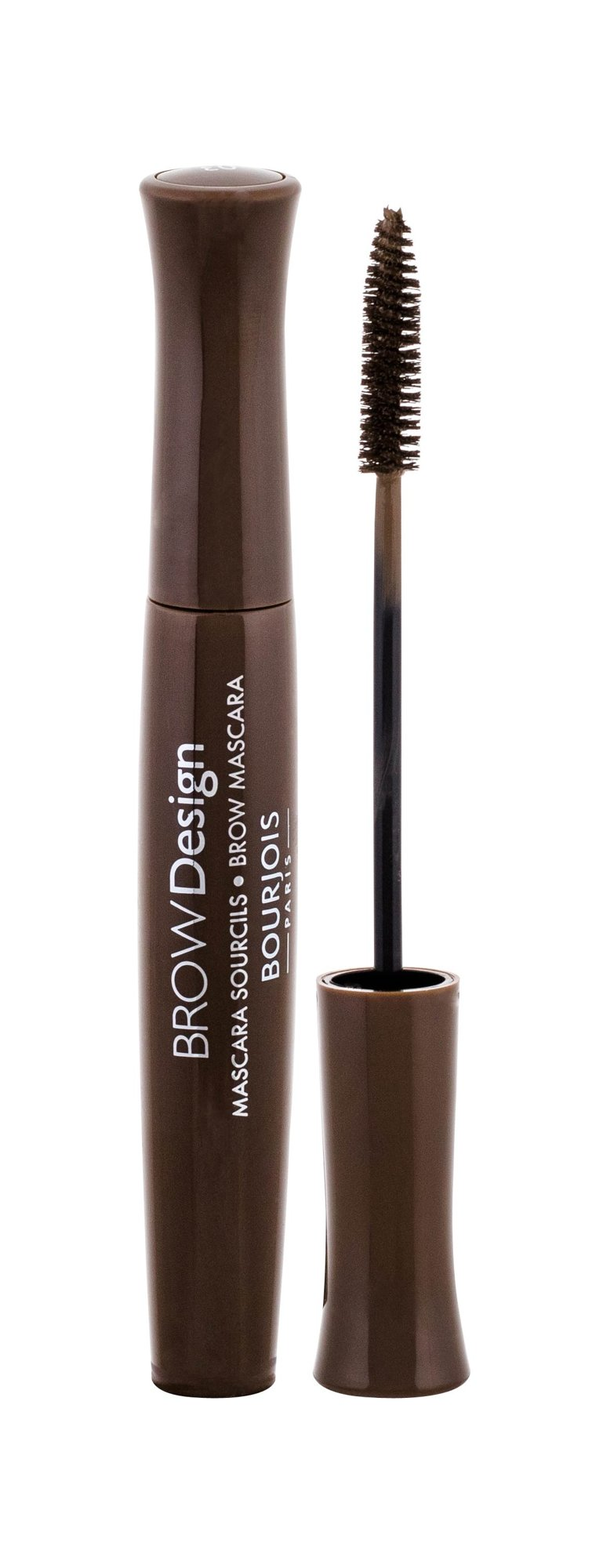 BOURJOIS Paris Brow Design Mascara Cosmetic 6ml 03 Chatain