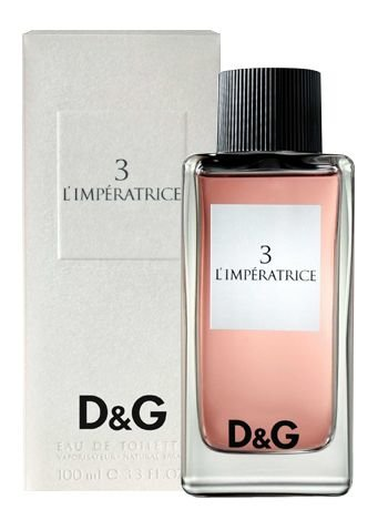 Dolce&Gabbana D&G Anthology L´imperatrice 3 EDT 50ml