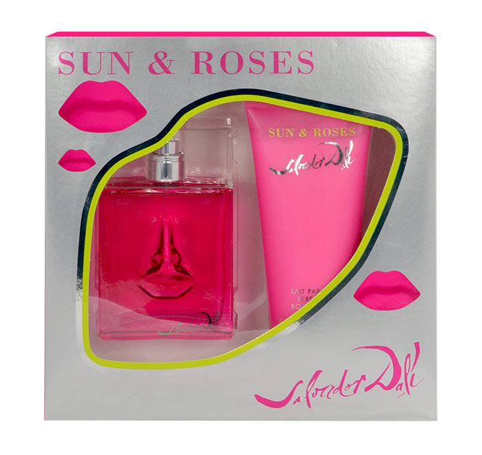 Salvador Dali Sun & Roses EDT 50ml