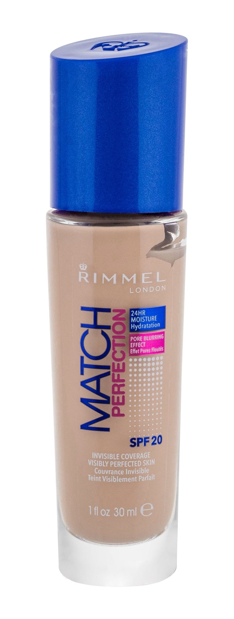 Kreminė pudra Rimmel London Match Perfection