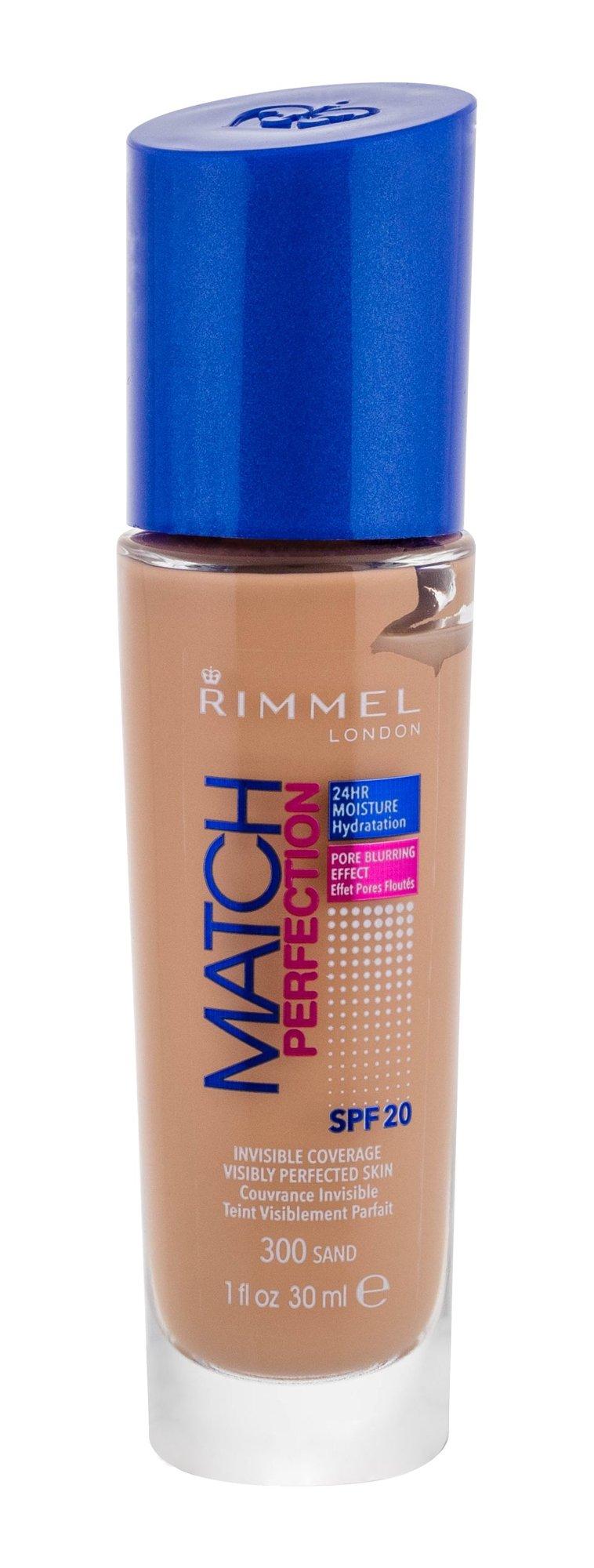 Rimmel London Match Perfection Cosmetic 30ml 201 Classic Beige