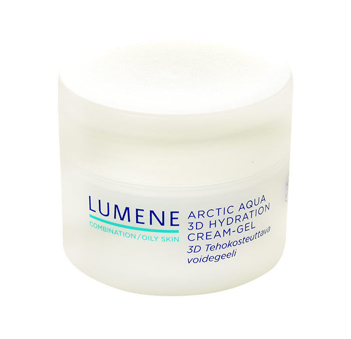 Lumene Arctic Aqua Cosmetic 50ml  3D Hydration Cream-Gel