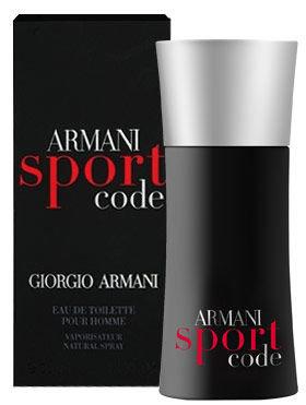 Giorgio Armani Armani Code Sport EDT 75ml