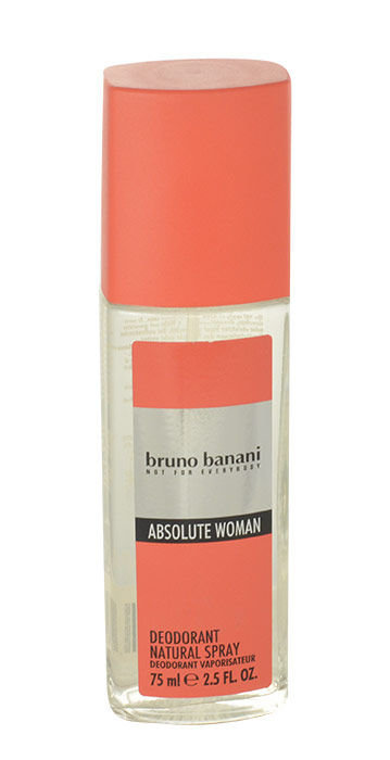 Bruno Banani Absolute Woman Deodorant 75ml