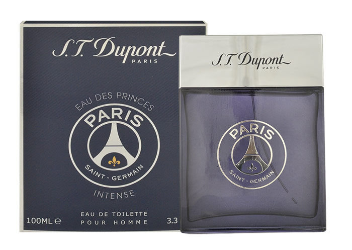 S.T. Dupont Paris Saint-Germain Eau Des Princes Intense EDT 100ml