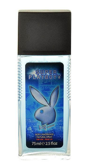 Playboy Super Playboy For Him Deodorant 75ml