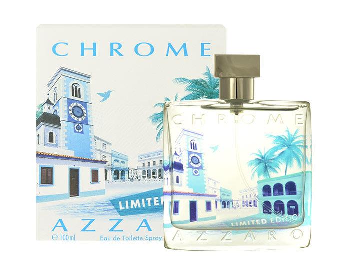 Azzaro Chrome EDT 100ml  Limited Edition 2014
