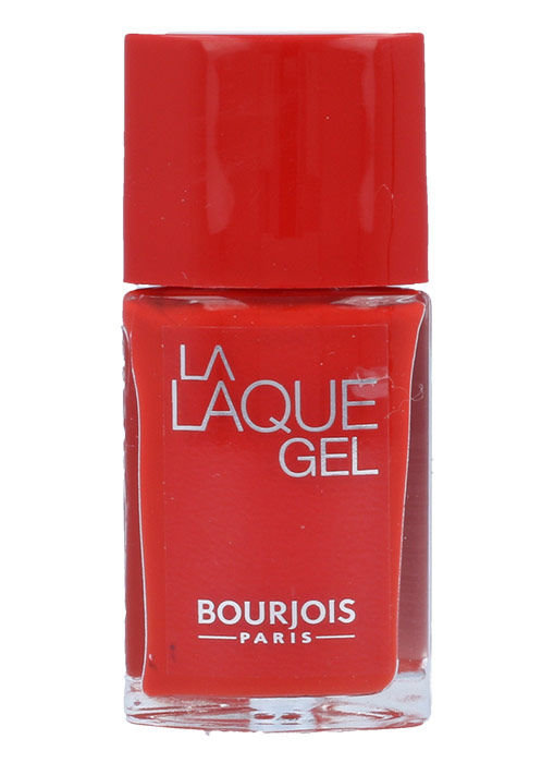 BOURJOIS Paris La Laque Gel Nail Polish Cosmetic 10ml 13 Reddy For Love?