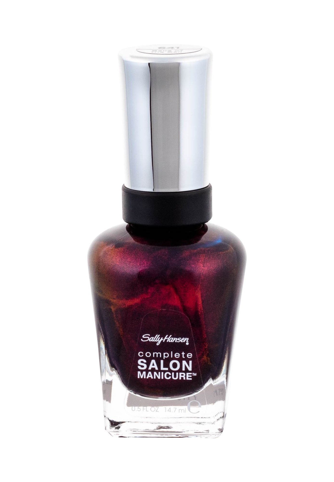 Sally Hansen Complete Salon Manicure Cosmetic 14,7ml 641 Belle Of The Ball
