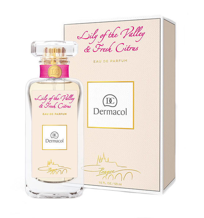 Dermacol Lily of the Valley & Fresh Citrus EDP 50ml